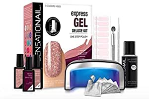 Sensationail Express Gel Deluxe Kit One Step Polish